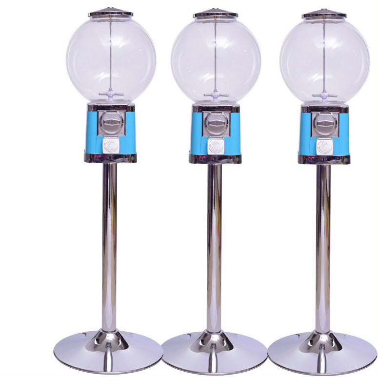 Big globe Capsule Toys Vending machine with stand