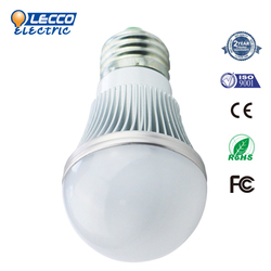 Customized 3W 110-130V/220-240V cost of led bulbs colored bulb chinese
