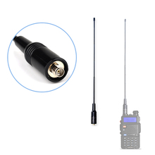 NA-771 SMA-Female 144/430mhz dual band handheld high gain antenna for radio