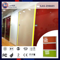 High gloss 1mm thick acrylic sheet