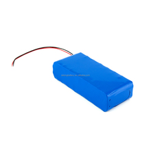 Portable 12V 10ah 12ah 15ah 20ah solar rechargeable battery 18650 lithium ion battery pack for solar system