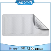 Bathroom Ridges Anti Slip Rubber Mat