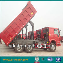 10-wheel 6x4 sinotruck dump truck for sale