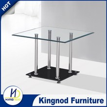 Home furniture coffee tables glass top Clear Plexiglass Coffee Table