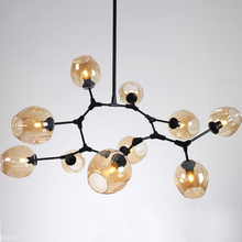 Individualistic Golden Lamp body cast rod iron chandelier staircase chandeliers for cafe