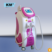2017 2016 New Tech 808 755 1064nm Combined Laser Hair Removal Machine