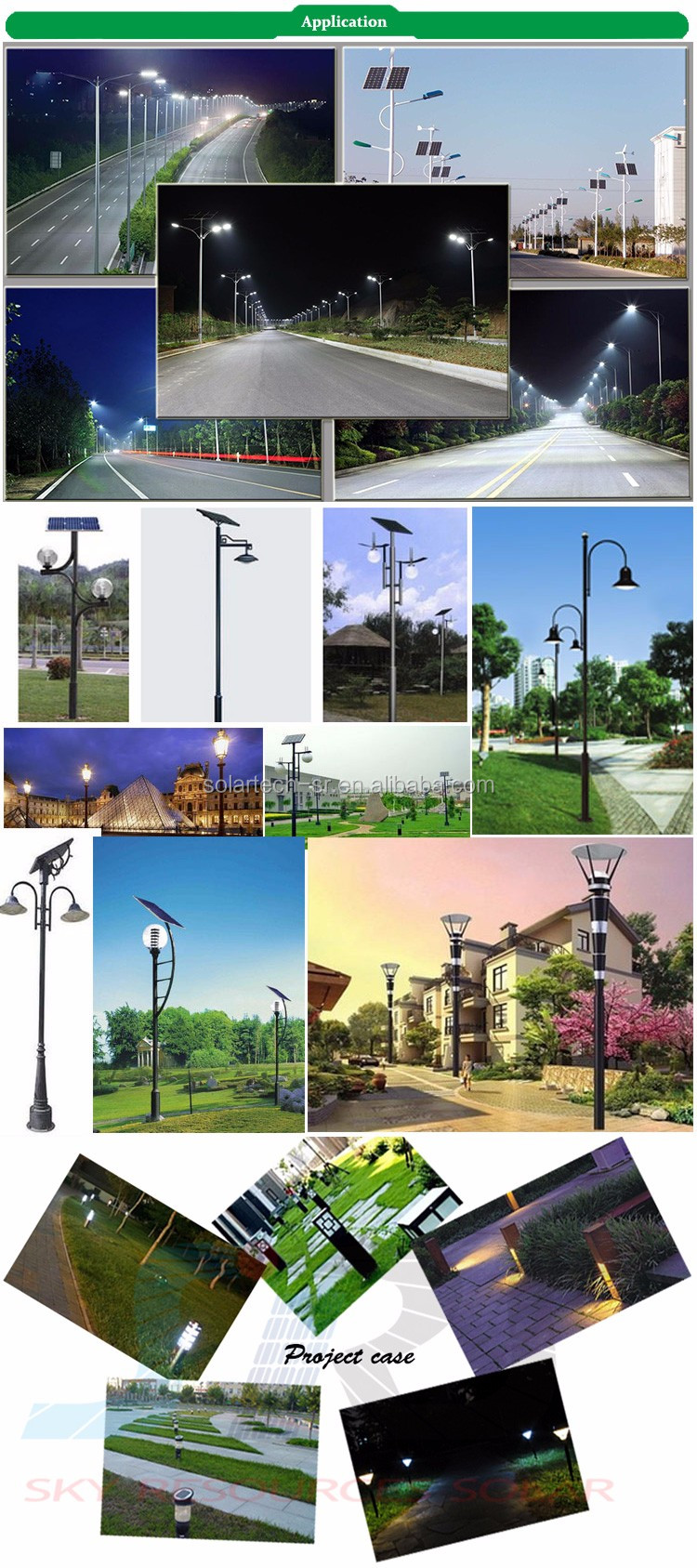 Cheaper quality outdoor solar led garden light with good cost efficiency