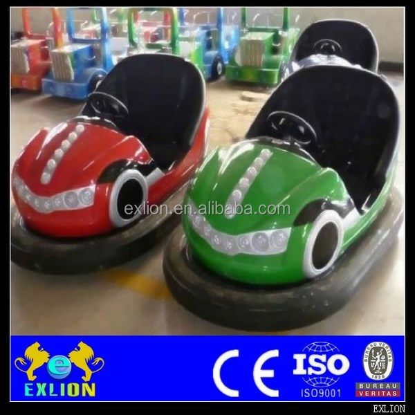 China attraction kids game Electric dodgem car