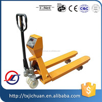 Cheap Price Portable Scale for Hydraulic Pallet Truck