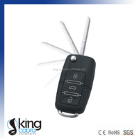 One way keyless entry car remote control jammer