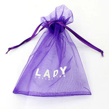 printed organza bags customized organza pouches wholesale free sample