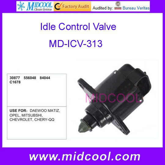 High Quality Idle air control for DAEWOO MATIZ OPEL MITSUBSHI CHEVROLET CHERY-QQ OEM 30877 556048 84044 C1678