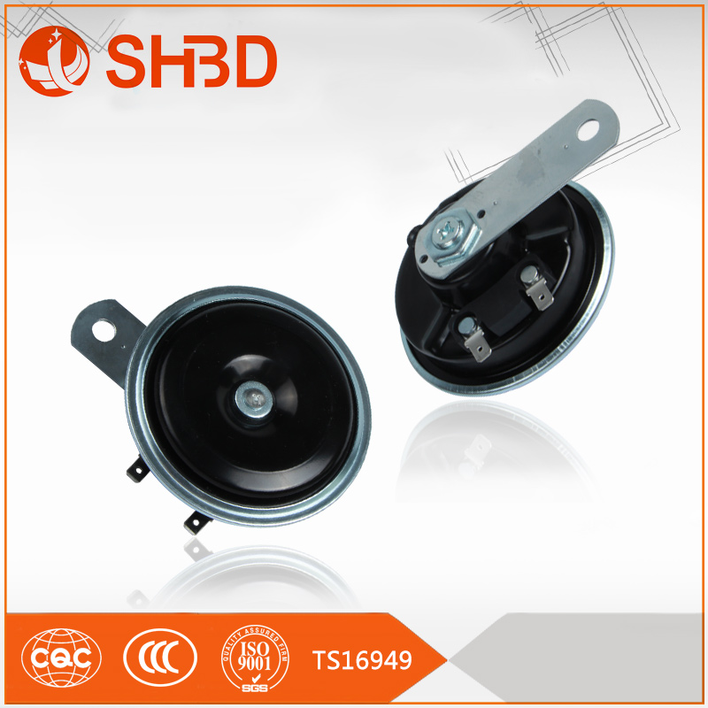 SHBD motorcycle alarm with remote start power car horn