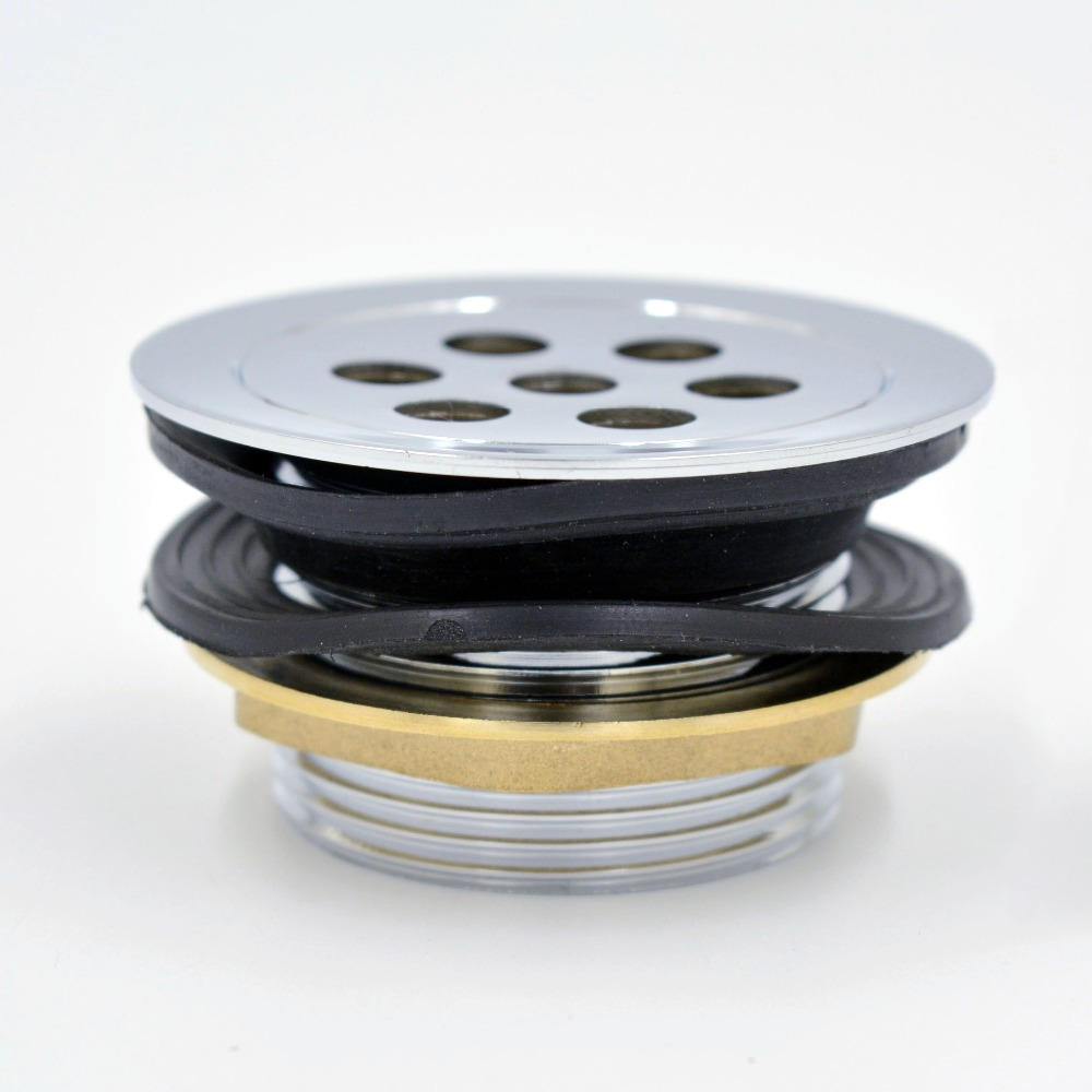 brass basin drain easy to install bathroom accessories waterlet kitchen/ bathroom/ floor drains
