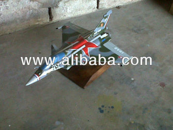 Rafale C Wooden Aircraft Model
