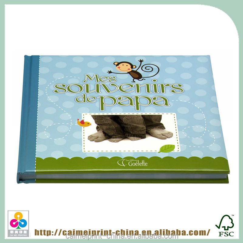 china child inflatable pillow book printing