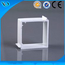 China ISO certificated germany End Cap/side Frame,UPVC Door And Window profile
