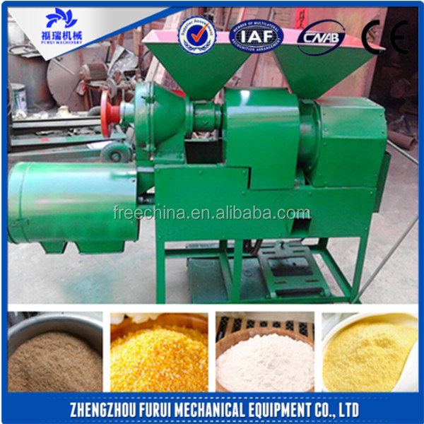 High efficiency corn mill/flour mill/complete rice milling machine