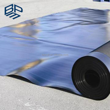 1.5mm HDPE Roof Membrane 2mm HDPE Waterproofing Roof Membrane Sheet