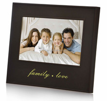 Custom voice recording picture frame or ablum for gift