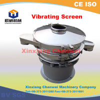 ISO, CE Certification and New Condition vibrating seed sifter