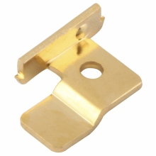 Oem parts metal stamping and plating brass sheet metal stamping parts