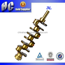 Used for Nissan crankshaft PD6/PE6 china manufacturer