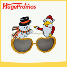 Novelty Funny Christmas Party Glasses