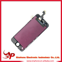 Original LCD screen for iphone 5 with high copy digitizer