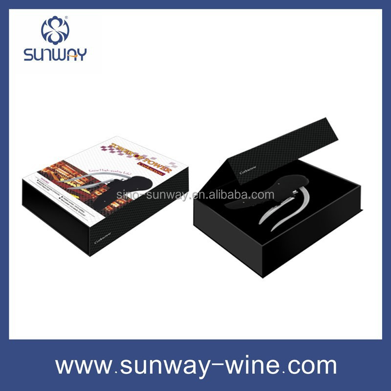 Fashionable Vertical Corkscrew Wine Opener From Factory