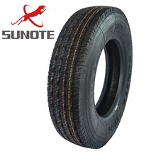 Trade Assurance China heavy duty SUNOTE brand truck tyre 11r24.5 tires for sale