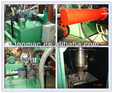 Good quality hotsell lime scrap metal briquette press