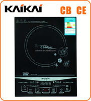 Factory direct sale touch screen electric gas stove