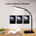 5W touch sensor dimmable fashionable led smart wireless table lamps