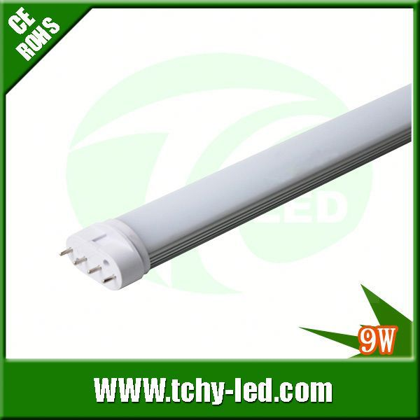 Manufacturer directly sale bright freezer led light 2g11 led ping tube 9w 12w 18w 22w