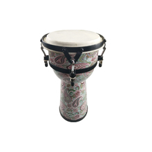 Wholesale new children musical instruments small african drum set djembe