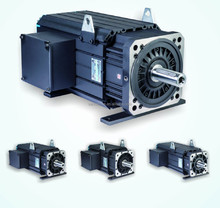 electric ac motor for plastic injection molding machine