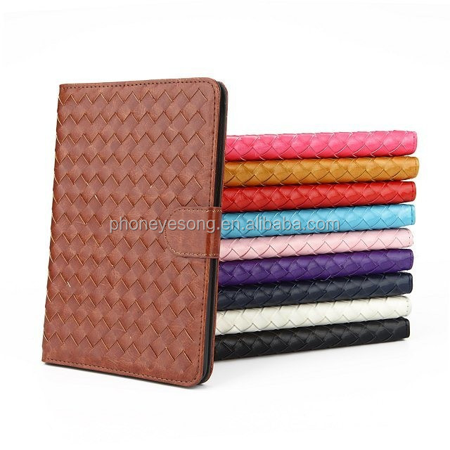 Weave style case for ipadmini