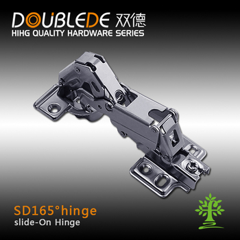 Iron 180 degree concealed cabinet hinges