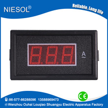 gold supplier china panel mount ammeter