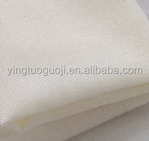 plain weaven yarn dyed 80/20 polyester cotton TC fabric for lining T-shirt pockrting and pants