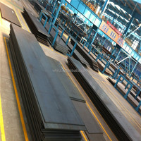 Hot Rolled ah32 ah36 steel per ton price for shipbuilding/ marine steel plate grade a