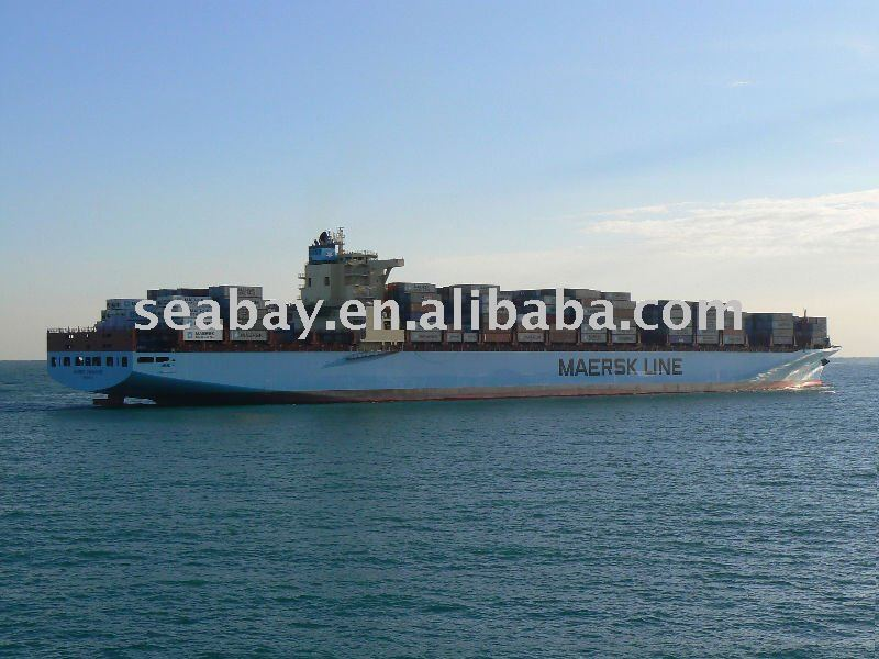 China to ALGERIA FCL/LCL sea shipping