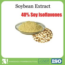 Best Quality soybean plant extract soybean genistein/Soy isoflavones