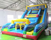 customized inflatable slide for commercial use high quality Z3016