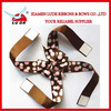 2015 Wholesale pre tie ribbon bow with adhensive tape for decorating