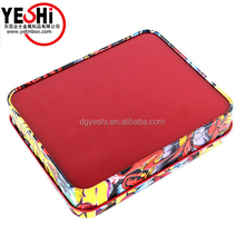 Customized Rectangle Tinplate Metal Type Sliding Mints Candy Tin Box