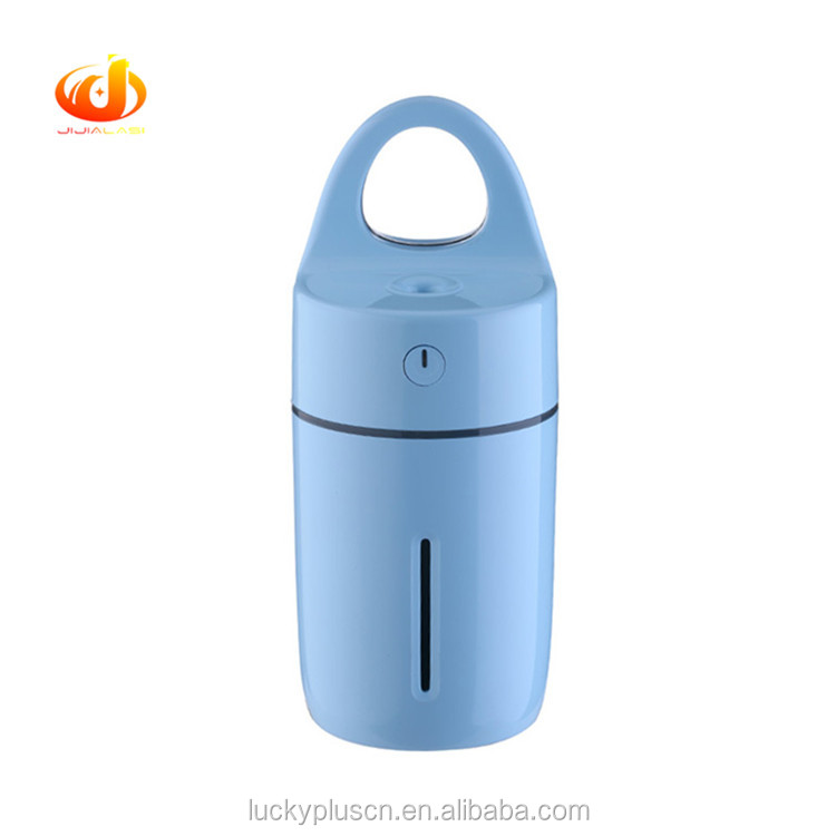 175ML Essential oil diffuser portable cool mist ultrasonic aroma humidifier with 7 colors