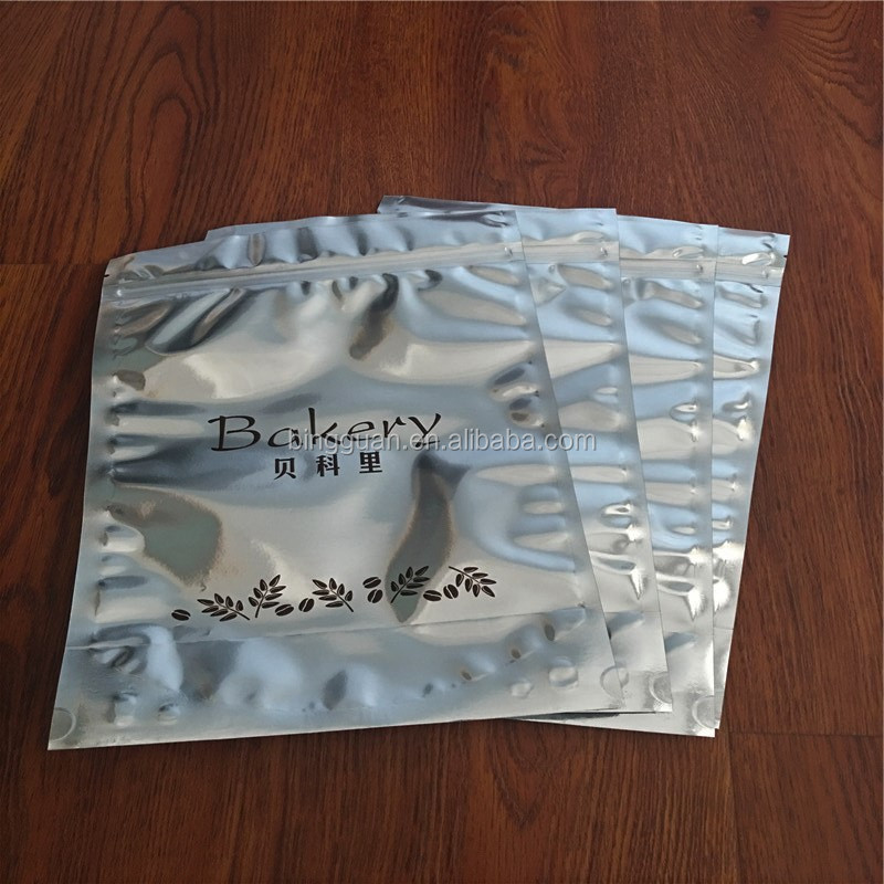 China manufacturer PET PE nylon food bag packaging design