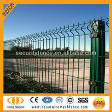 Famous factory direct clear plastic fence for SGS